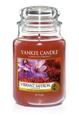 Vibrant saffron gross