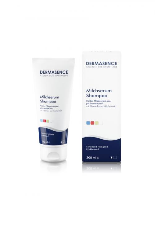 DERMASENCE Milchserum Shampoo, Tube 200ml